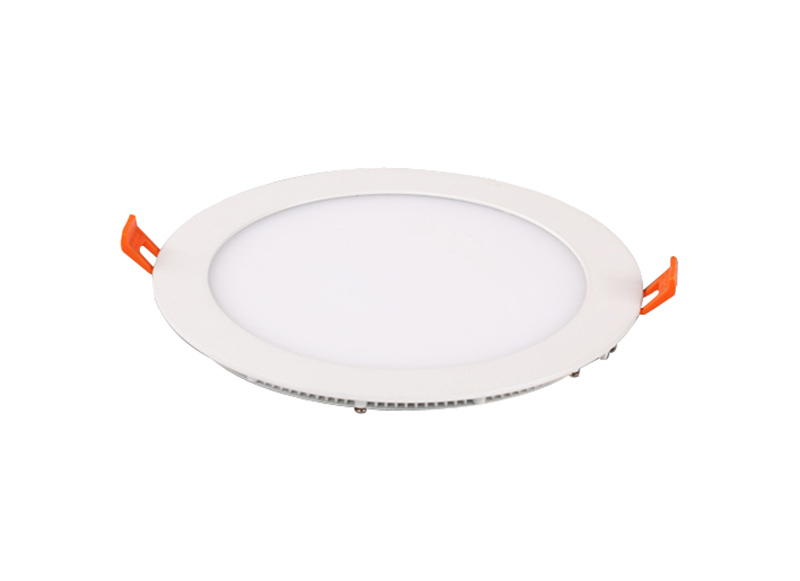 Slim down panel light