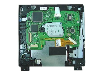 Wii Drive DMS chipset