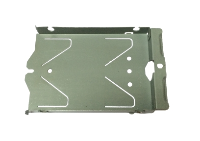 Hard dish bracket for PS4