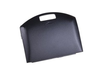 PSP 1000 Battery Cover (Black)