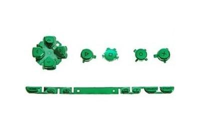 PSP 1000 Button Set (Green)