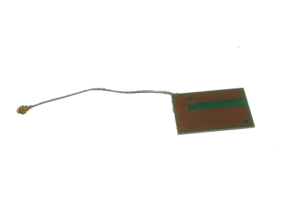 Antenna board for 2DS power