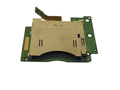 Card slot with board for New 3DS XL