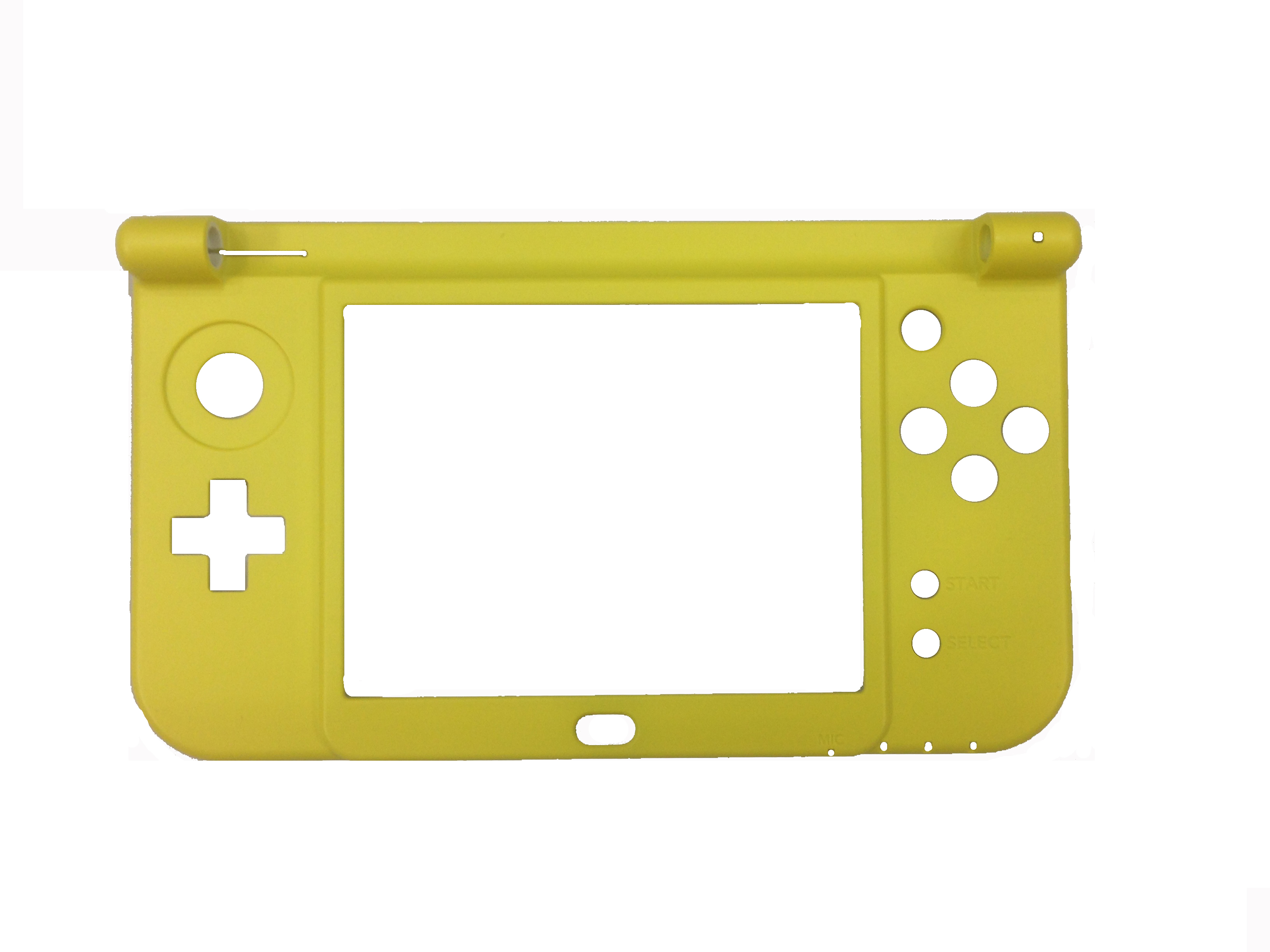 Yellow Frame for New 3DS XL