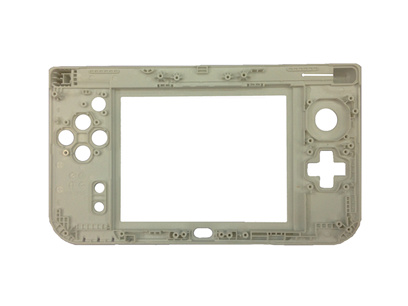 New 3DS XL White Frame