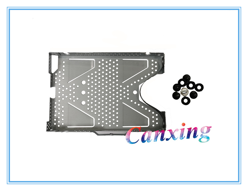 Hard dish bracket for PS4 Slim