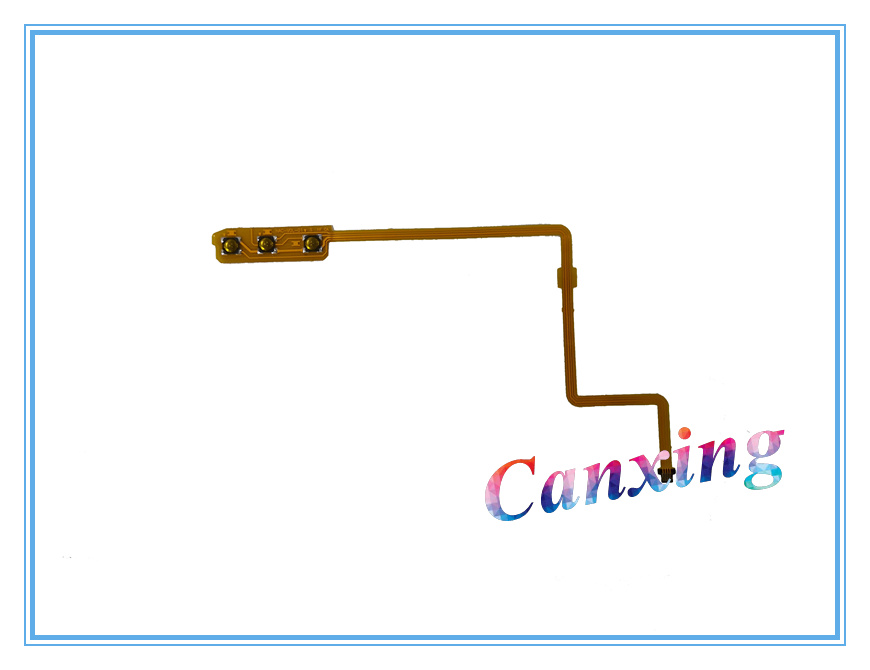 Power Sound Volume Ribbon Flex Cable for NS