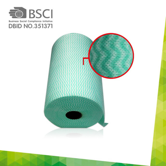 Spunlace Cleaning Cloth Roll-03