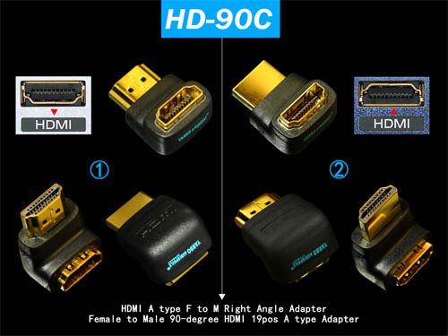 HD-90C Adapter