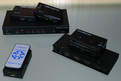 HDMI Switcher Series