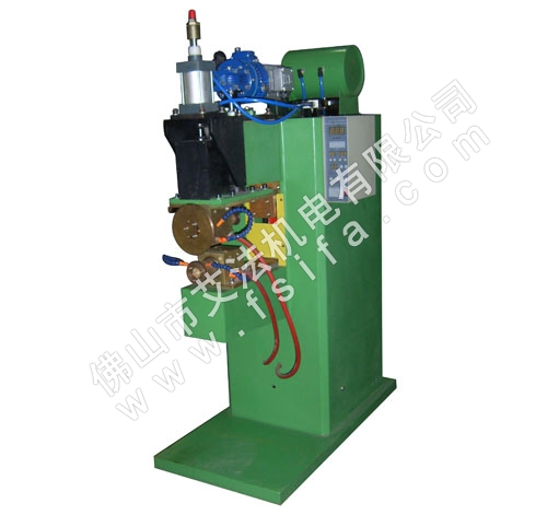 AC pulse type spot welder