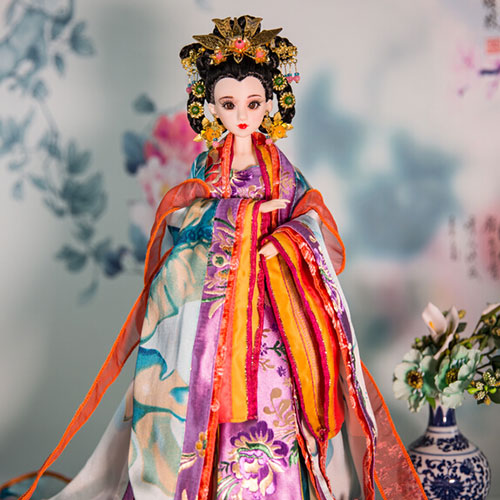 D2018 Princess Gaoyang