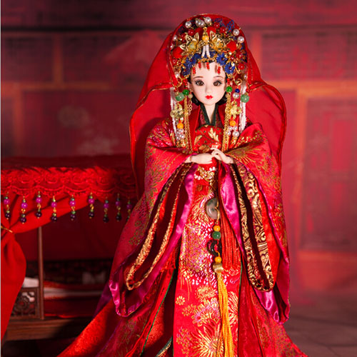 D2011 Song Dynasty Bride