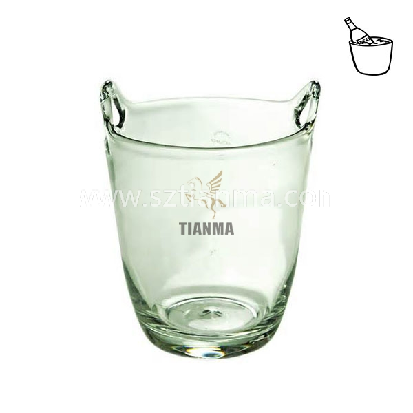 Plastic ice bucket for promotion,made of plastic p