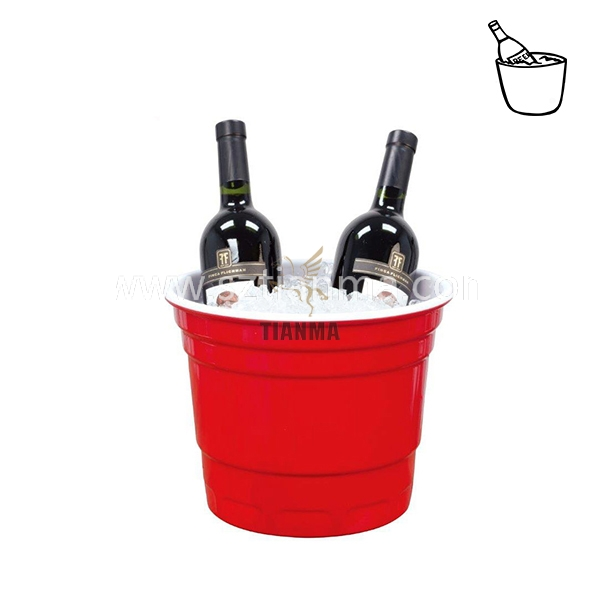Promotion Plastic Ice Bucket