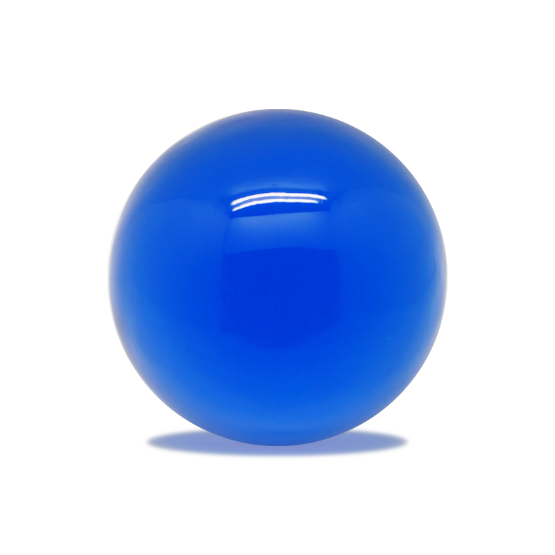Deep Blue Blank Resin Ball