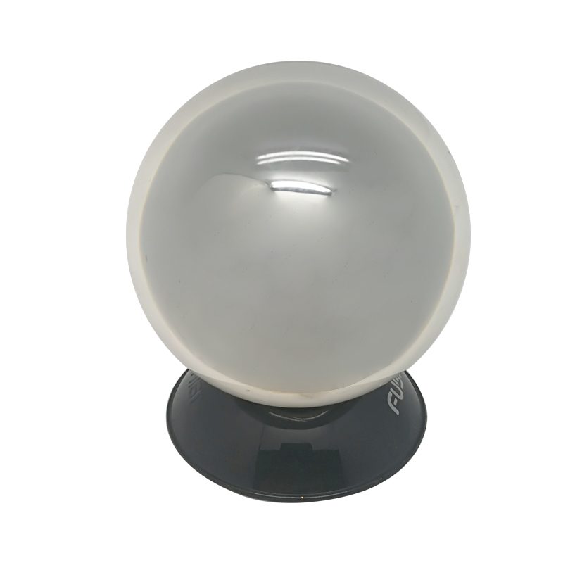 Lucite paperweight custom resin ball