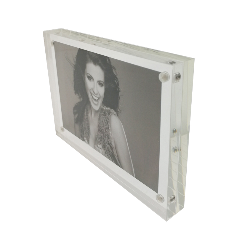 Lucited Sexy Lady Plexiglass Photo Frames
