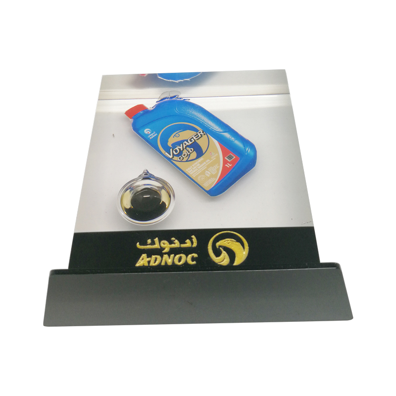 Promotional Oil Can Painting Oil Drop Resin Paperweight