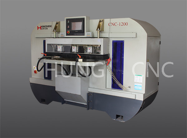 Tenon Machining Center