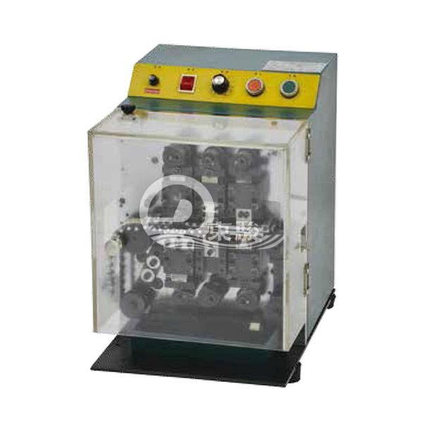 DJ-305  AUTOMATIC TAPED RADIAL LEAD FORM MACHINE