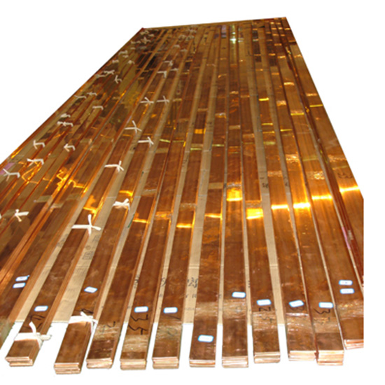 Length of copper