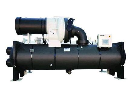頓漢布什空調設備-DCLC離心冷水機組