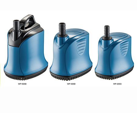 Bottom suction submersible pump