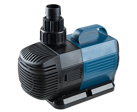 Intelligent frequency conversion water pump