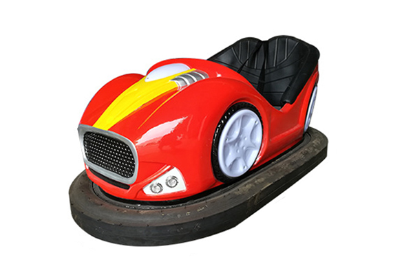 PPC120  Luxury bright bumper car