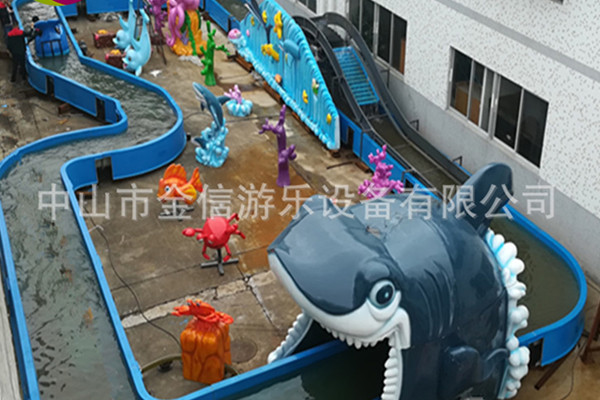 Jinxin Game Ocean Rafting Large Equipment