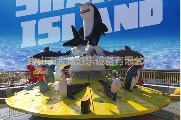 金信游乐 激战鲨鱼岛
