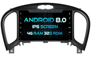 Android 8.0 For NISSAN JUKE 2012-2017 (W2-V5363)
