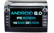 Android 8.0 For FIAT DUCATO (W2-V5586)