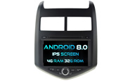 Android 8.0 For CHEVROLET AVEO/SONIC 2011-2014 (W2-V5745)