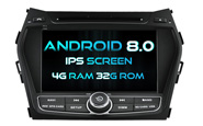 Android 8.0 For HYUNDAI IX45 (W2-V5798)