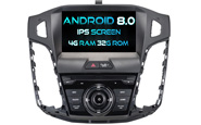 Android 8.0 For Ford focus 2012 (W2-V5712)