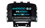 Android 8.0 For OPEL ASTRA J (W2-V5754)