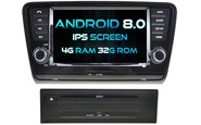 Android 8.0 For SKODA Octavia 2013 (W2-V5520)