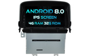 Android 8.0 For OPEL MOKKA (W2-V5549)