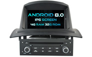 Android 8.0 For RENAULT MEGANE II 2005-2009 (W2-V5522)