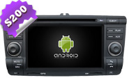 Android 8.0 For SKODA Octavia (W2-W005)