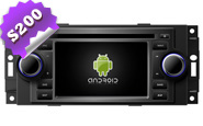 Android 8.0 For CHRYSLER 300C (W2-W206)