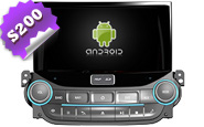 Android 8.0 For CHEVROLET MALIBU (W2-W169)