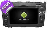 Android 8.0 For HONDA CRV (W2-W009)