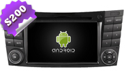 Android 8.0 For MERCEDES-BENZ E CLASS (W2-W090)