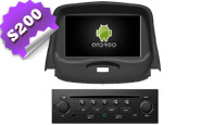Android 8.0 For PEUGEOT 206 (W2-W085)