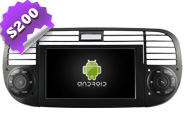 Android 8.0 For FIAT 500 (W2-W315B)