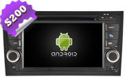 Android 8.0 For AUDI A4/S4/RS4 (W2-W050)