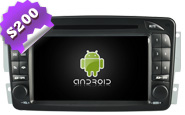 Android 8.0 For MERCEDES-BENZ C CLASS W203 (W2-W171)